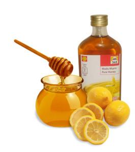 Khasiat Madu dan Lemon untuk Bronkitis